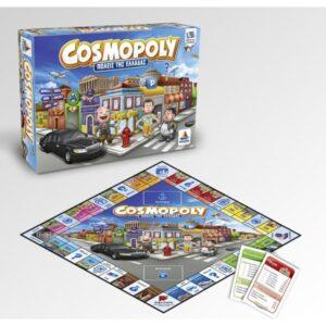 Επιτραπέζιο Cosmopoly Δεσύλλας