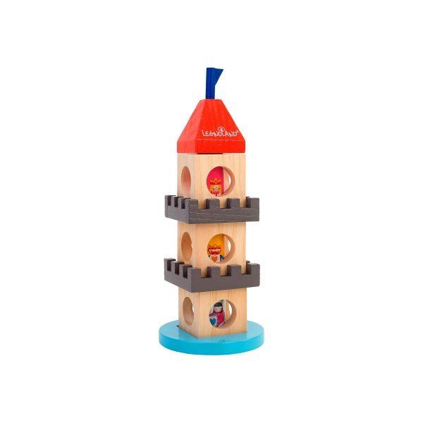 Ξύλινος πύργος