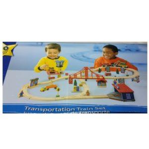 ξύλινο τρένο