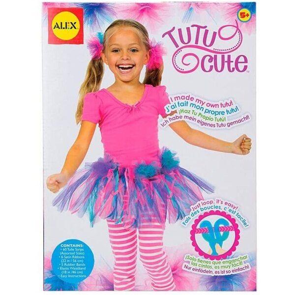 Χειροτεχνία φούστα μπαλαρίνας Alex