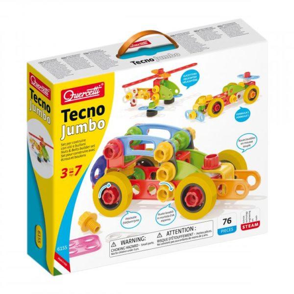 κατασκευή Tecno Jumbo Quercetti