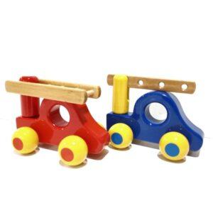 Ξύλινα αυτοκίνητα Κουβαλιάς