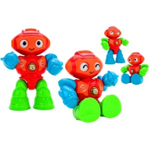 Μικρό πλαστικό ρομπότ