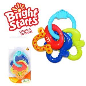 Βρεφικό μπρελόκ οδοντοφυΐας Bright Starts