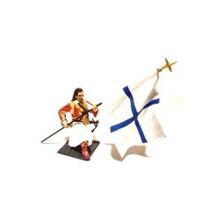 Μολυβένια φιγούρα Ήρωες του 1821