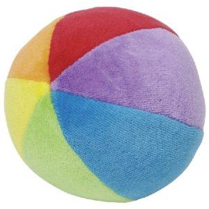 Μικρή πάνινη βρεφική μπάλα