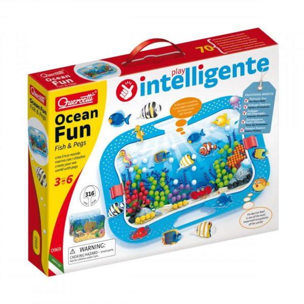 Πίνακας Ocean Fun Quercetti