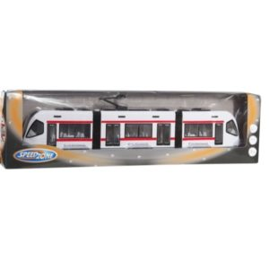 πλαστικό τραμ