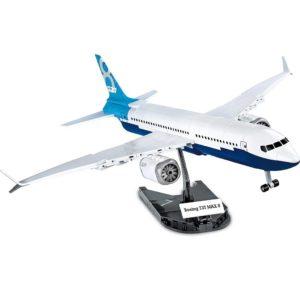Πλαστική κατασκευή αεροπλάνο Cobi