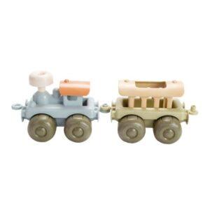 πλαστικό τρένο Dantoy