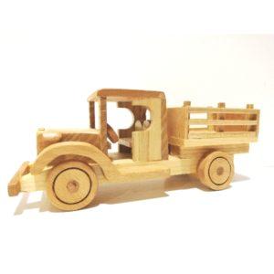 Ξύλινο χειροποίητο φορτηγό