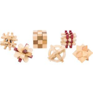 ξύλινη σπαζοκεφαλιά