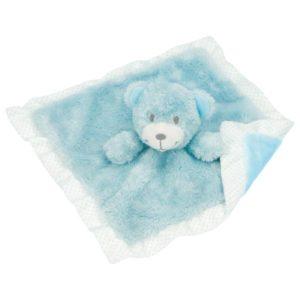 Βρεφικό πανάκι ύπνου αρκουδάκι