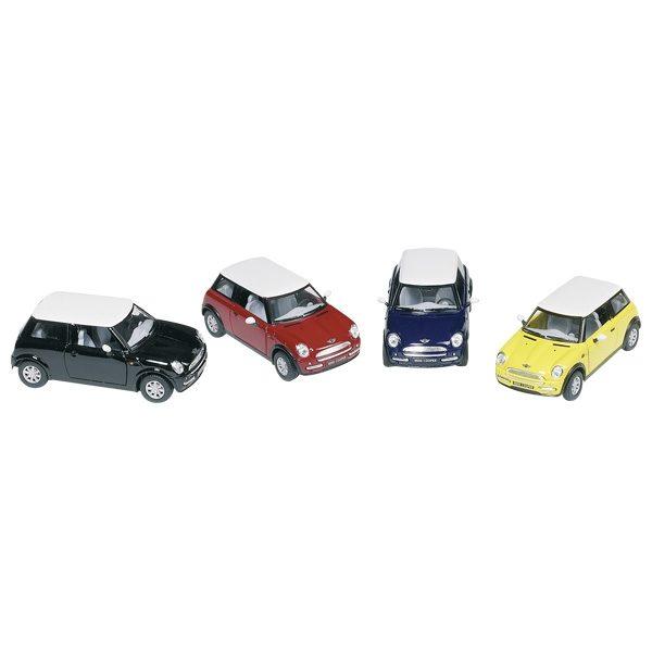 Μεταλλικό Mini Cooper Old