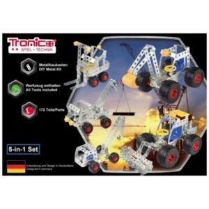 Tronico μεταλλικές κατασκευές