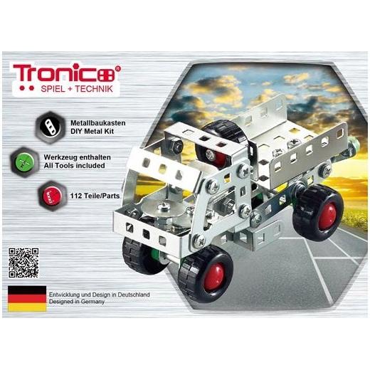 μεταλλική κατασκευή Tronico