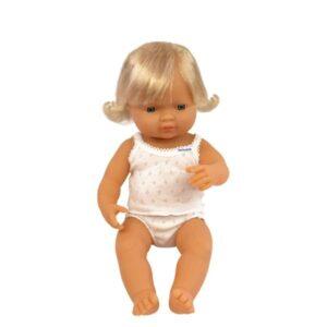Πλαστικό μωρό Miniland