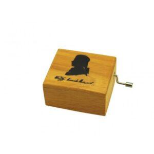 Ξύλινο μουσικό κουτάκι Mozart