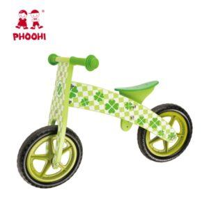 Ξύλινο ποδήλατο ισορροπίας Phoohi