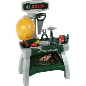 Πλαστικός πάγκος με εργαλεία Bosch