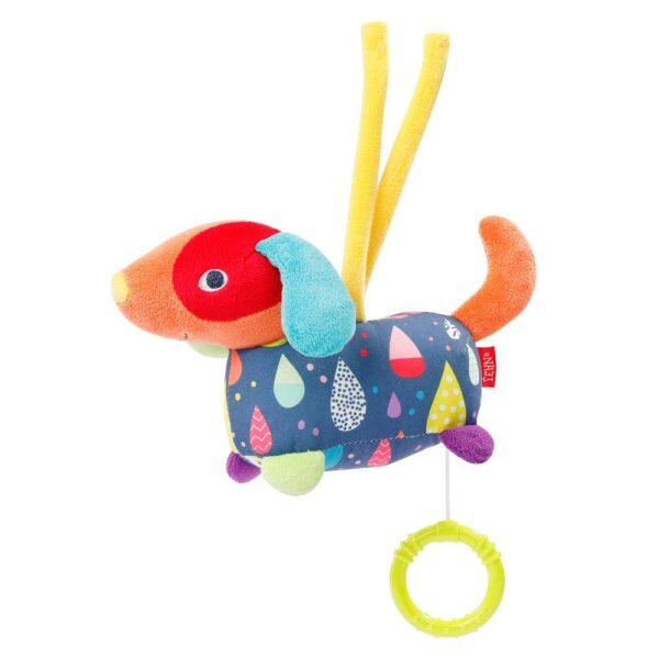 Βρεφικός μουσικός σκύλος Fehn