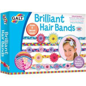 Πλεξούδες μαλλιών Galt