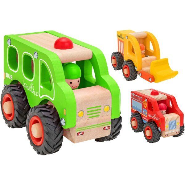 Ξύλινα οχήματα δρόμου