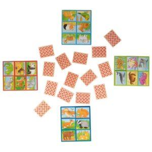 Ξύλινο επιτραπέζιο Lotto
