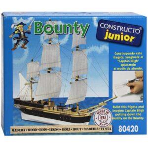 ξύλινη κατασκευή ιστιοφόρο Bounty Constructo