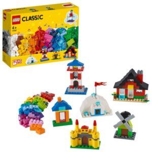 Lego κουτί κατασκευών 11008