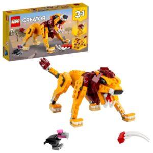 Lego Creator λιοντάρι 31112