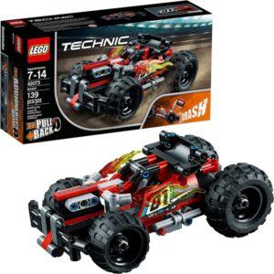 Lego Technic buggy pull-back 42073