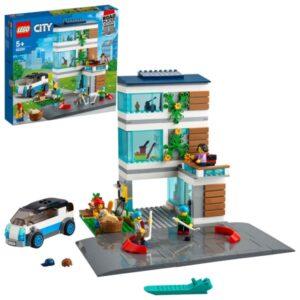Lego City πολυκατοικία 60291