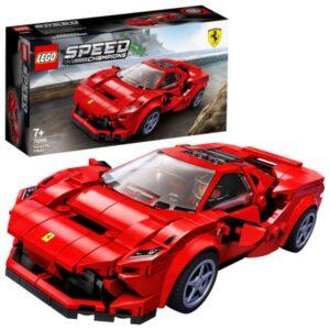 Lego Speed Ferrari F8 76895