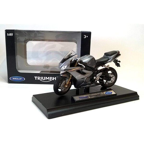 Μηχανή Triumph Deytona 675 Welly