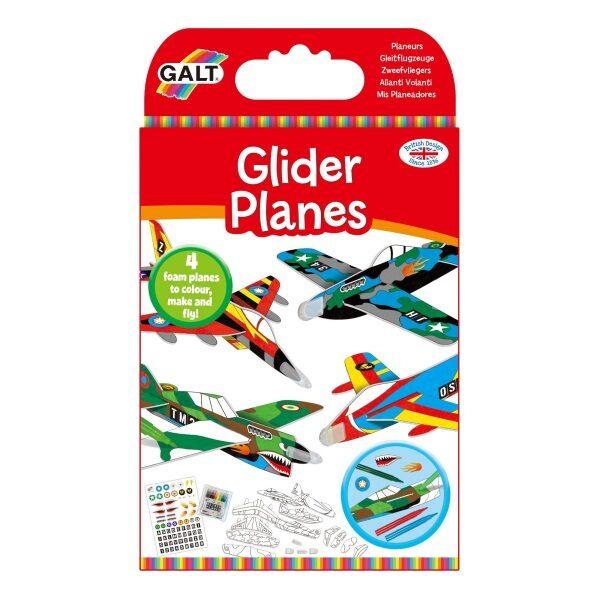 Κατασκευή αεροπλάνα Galt