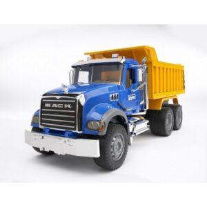 Πλαστικό φορτηγό Mack Bruder