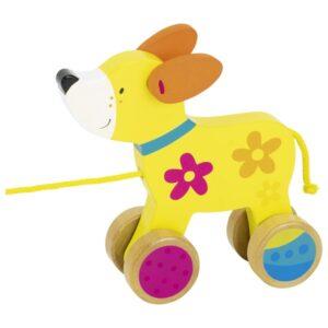 Συρόμενος ξύλινος σκύλος