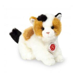 Λούτρινη γάτα τρίχρωμη Teddy