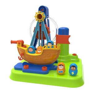 Κατασκευή πειρατικό καράβι Edu-Toys
